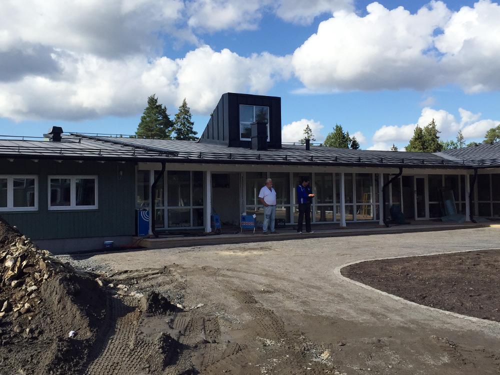 Förskolan Spetsbergen